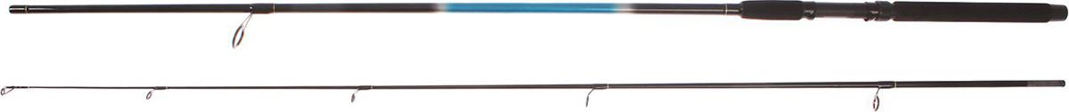 Спиннинг штекерный Волжанка Волгаръ, 2 секции, 1363259, черный, 2,7 м, 10-30 г