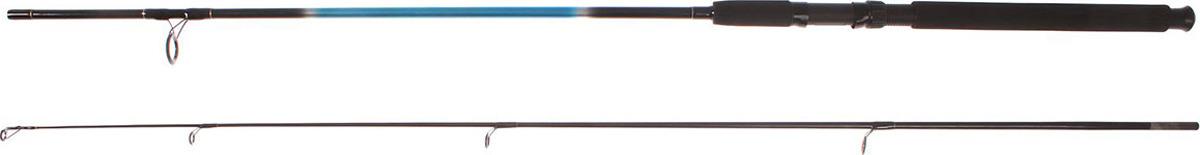 Спиннинг штекерный Волжанка Волгаръ, 2 секции, 1363262, черный, 2,4 м, 20-50 г