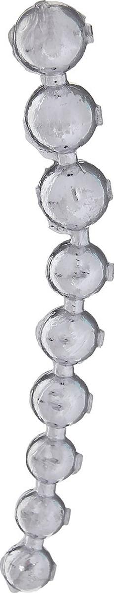 Грузило Zaмануха Косичка, 1407692, 15 г, 50 шт1407692Груз Косичка применяется для монтажа как донной, так и поплавочной оснастки. Придаёт баланс, увеличивает дальность заброса и эффективно удерживает приманку на нужной глубине. Фиксируется обычным стопором или узлом на леске, после определения подходящего расстояния от груза до крючка с насадкой.