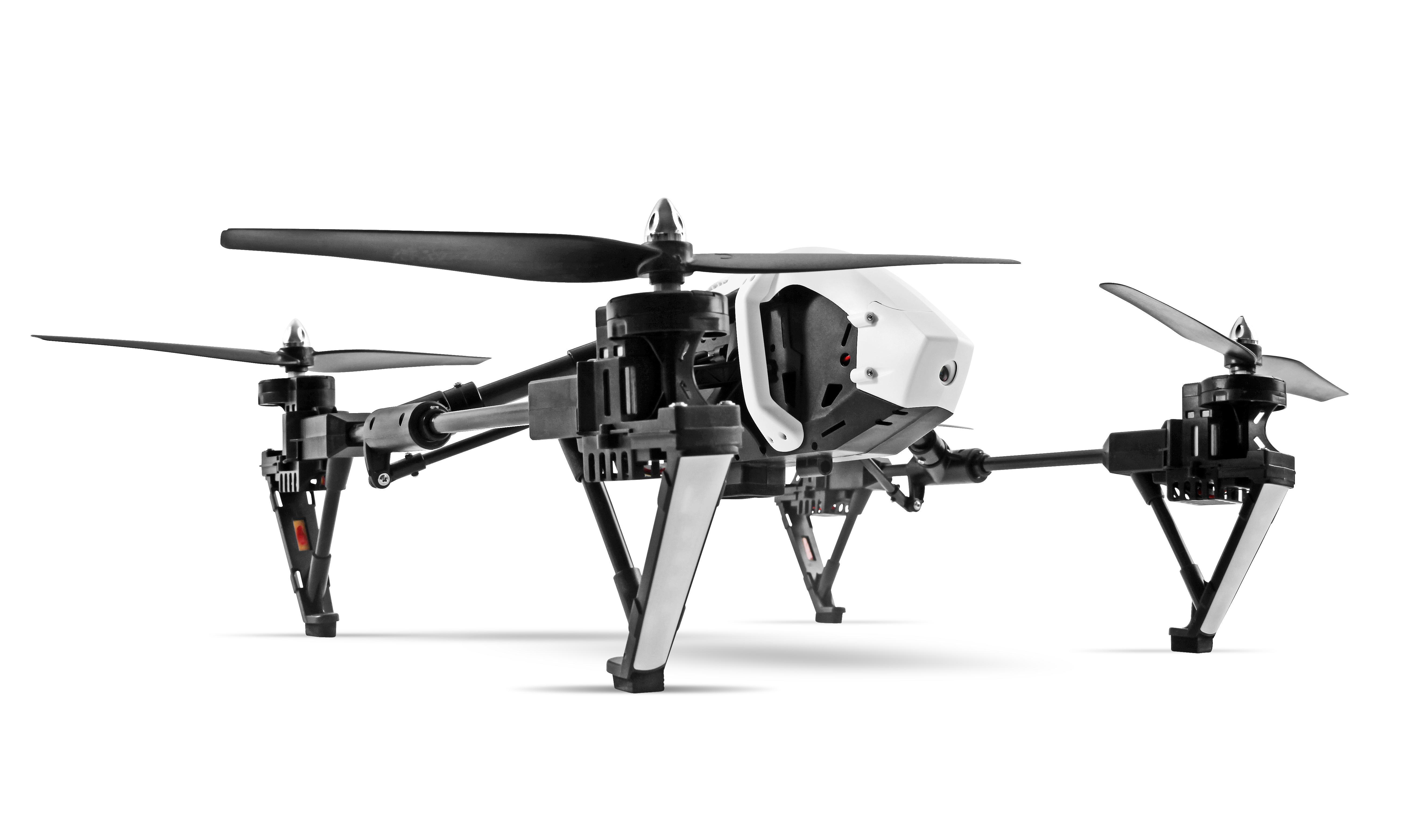 Квадрокоптер Bluesea FlexCopter FX10 Inspider с WiFi камерой белый, черный минисистема philips fx10 12
