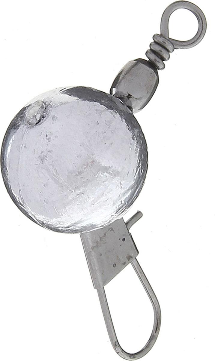 Грузило Zaмануха Чебурашка, с карабином, 1407706, 13,5 г, 20 шт