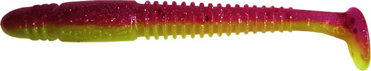Виброхвост Helios Minoga 9,5 см HS-17-027, 1444987, разноцветный, 5 шт