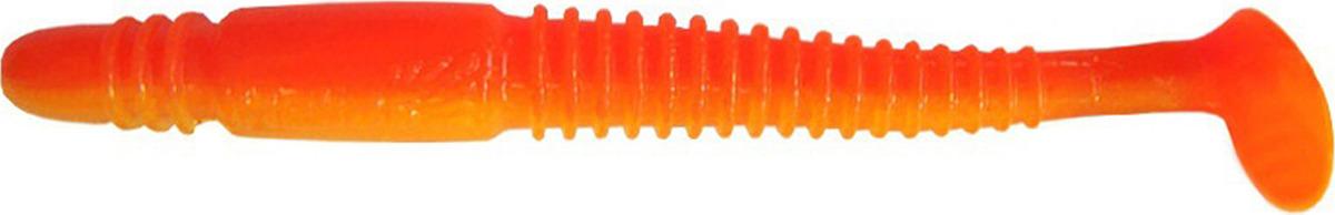 Виброхвост Helios Minoga 9,5 см HS-17-015, 1444989, оранжевый, 5 шт