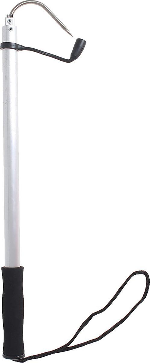 Багор телескопический Onlitop, 1455858, серый, 110 см цена 2017