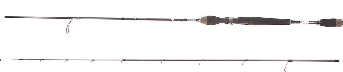 Спиннинг штекерный Akara Erion Jig Spin IM9, 1543030, серый, 2,1 м, 3-12 г