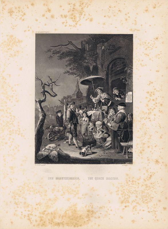 Фото - Гравюра Уильям Френч Шарлатан. Офорт. США, Бостон, 1873 год гравюра уильям френч мадонна в зелени офорт сша бостон 1873 год