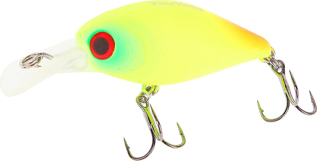 Воблер TsuYoki Swing XL 35F, цвет 034, 3306161, 4 г