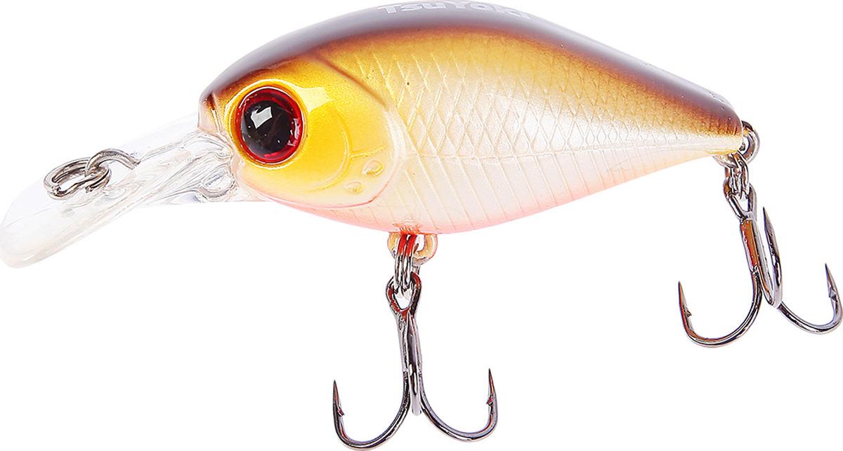 Воблер TsuYoki Swing XL 35F, цвет 201N, 3306165, 4 г