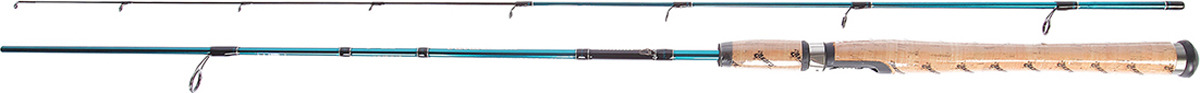 Спиннинг штекерный Akara L1233 Effect Series Futura Light 602LMF IM8, 3306360, синий, 1,82 м,тест 2-12 г