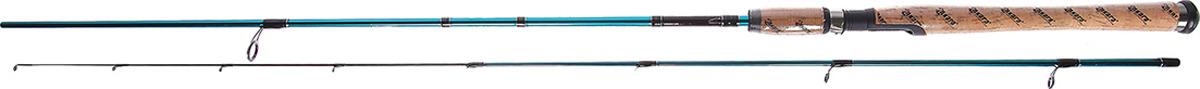 Спиннинг штекерный Akara L1233 Effect Series Futura Light 602LMF IM8, 3306361, бежевый, синий, 2,12 м,тест 2-12 г