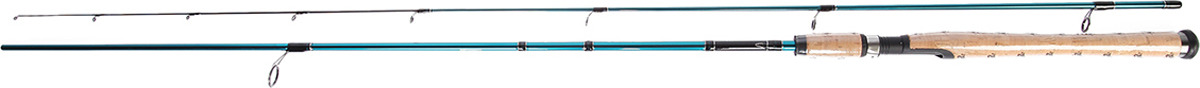 Спиннинг штекерный Akara L1233 Effect Series Futura Light 602LMF IM8, 3306362, бежевый, синий, 2,41 м,тест 2-12 г