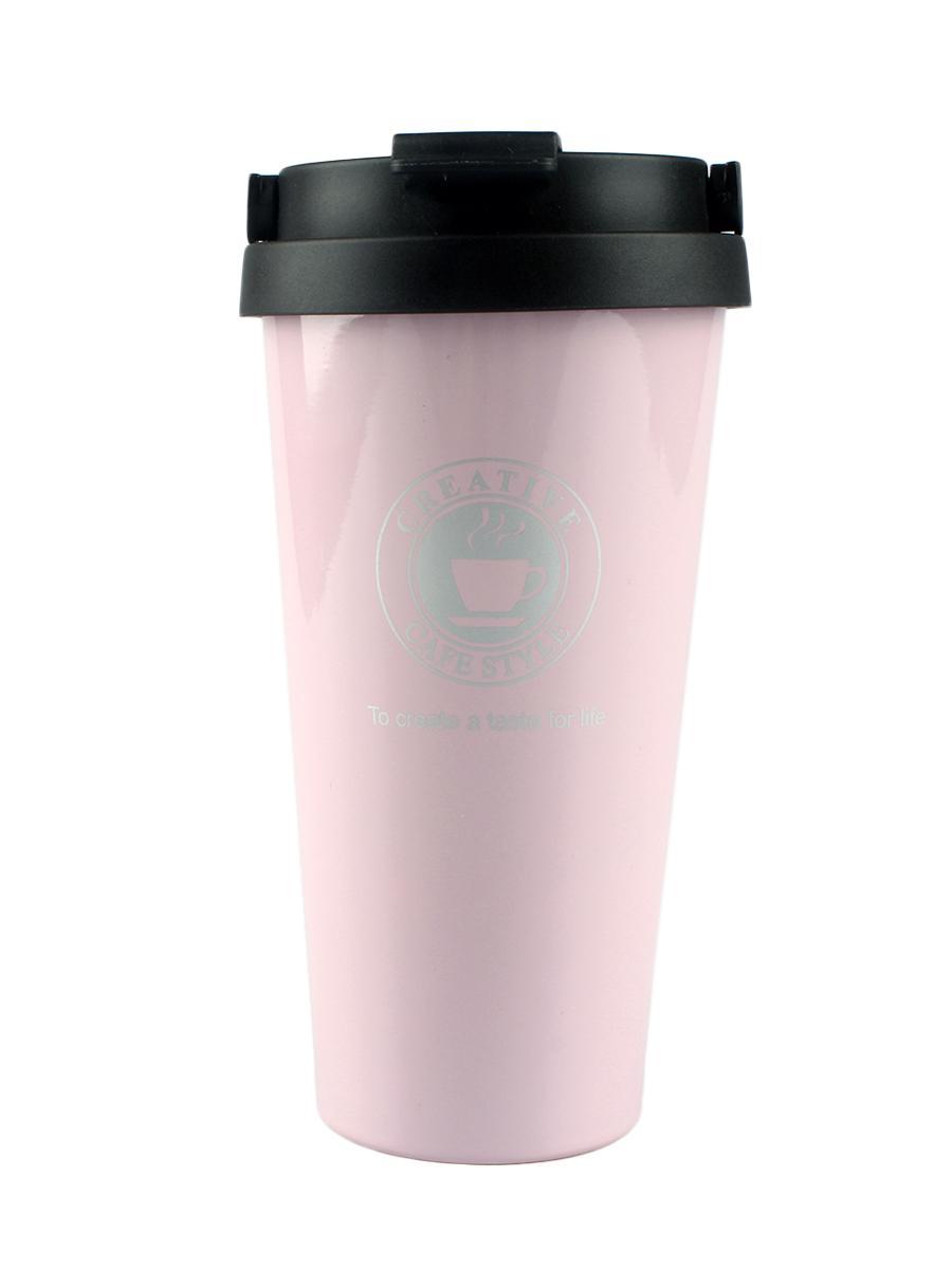 Термокружка Tip-Top 4605170010109, розовый