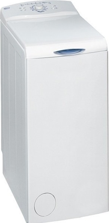 Стиральная машина Whirlpool Top Loader AWE 222, вертикальная загрузка 5 кг, белый