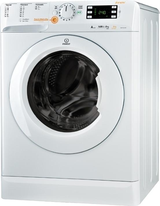 Стиральная машина Indesit XWDE 861480X W EU, белый