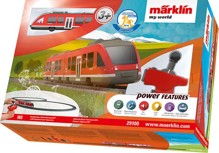 цены на Железная дорога Marklin