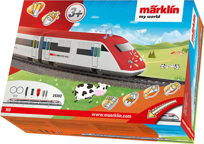 Железная дорога Marklin