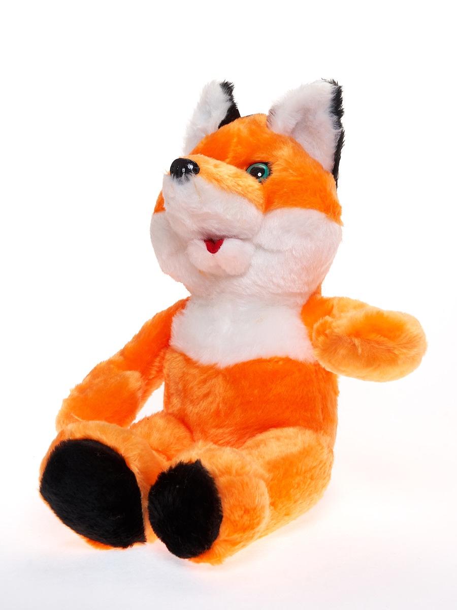 Мягкая игрушка Радомир С546/лисафилька-1 оранжевый