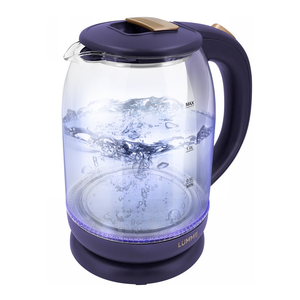 Электрический чайник LUMME LU-142 чайник электрический lumme lu 220 серый жемчуг