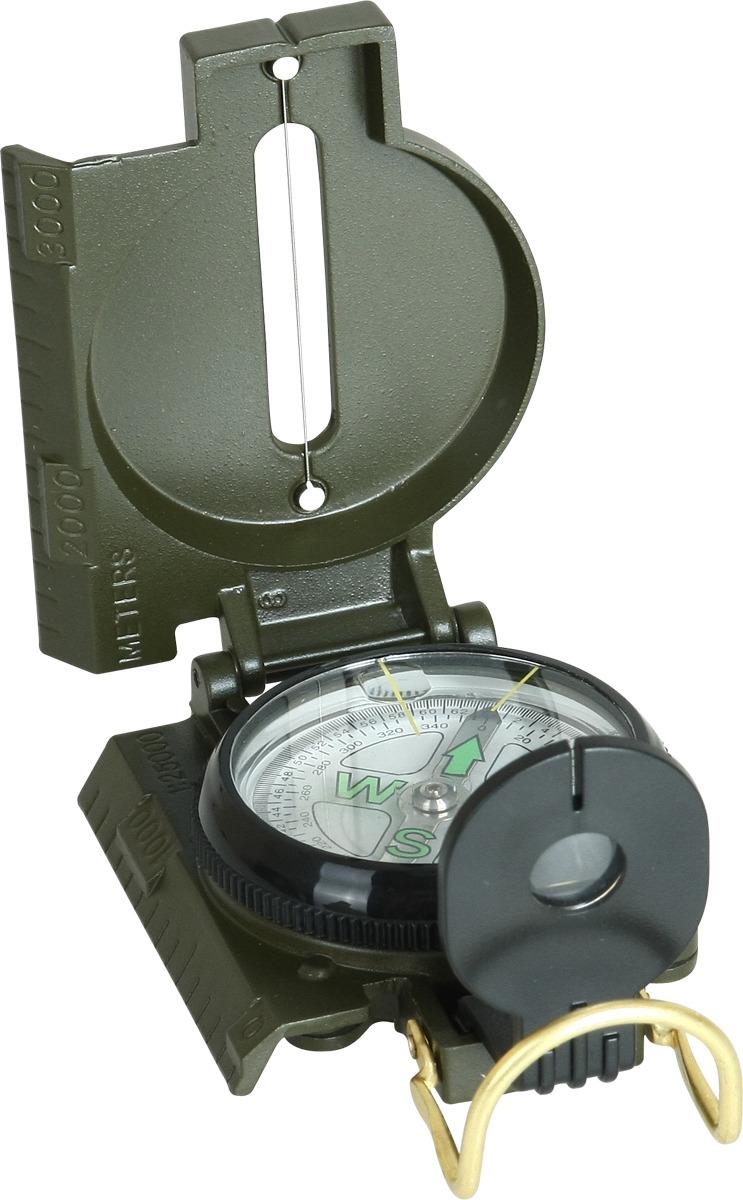 Компас Track Military, 5116552, зеленый