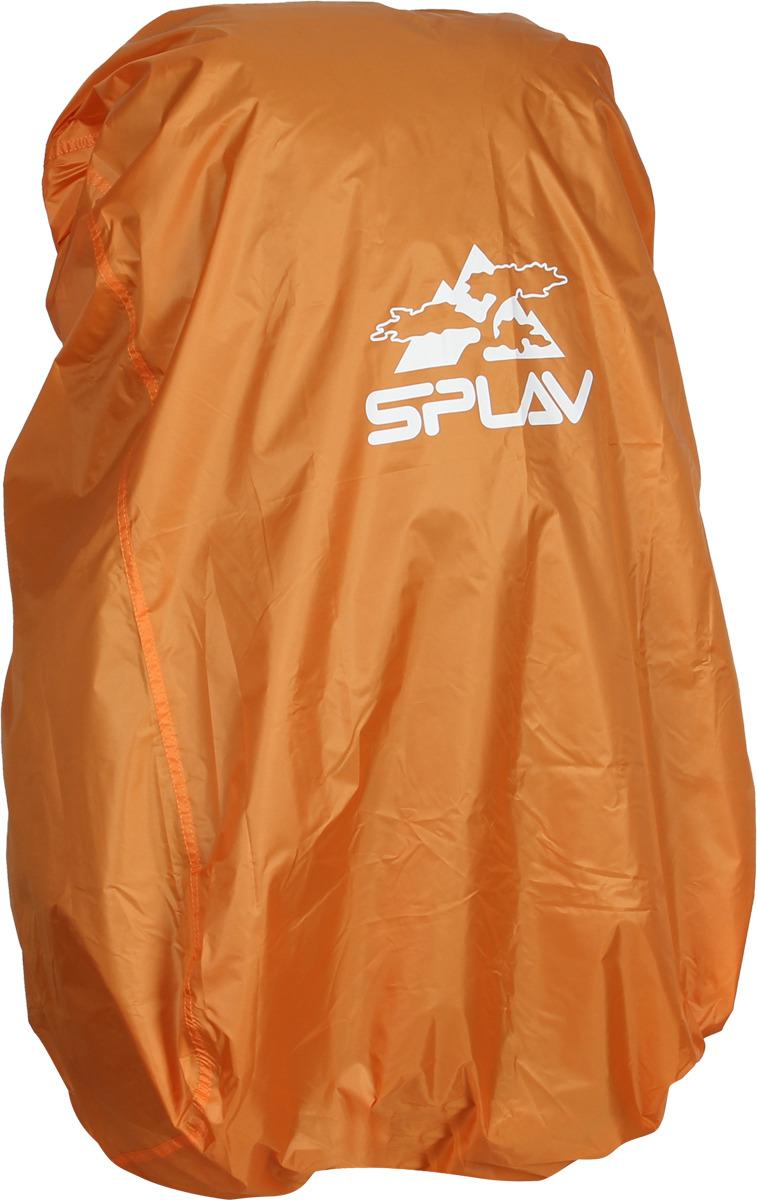 Накидка на рюкзак Сплав, 5012007, оранжевый, 130 л Сплав