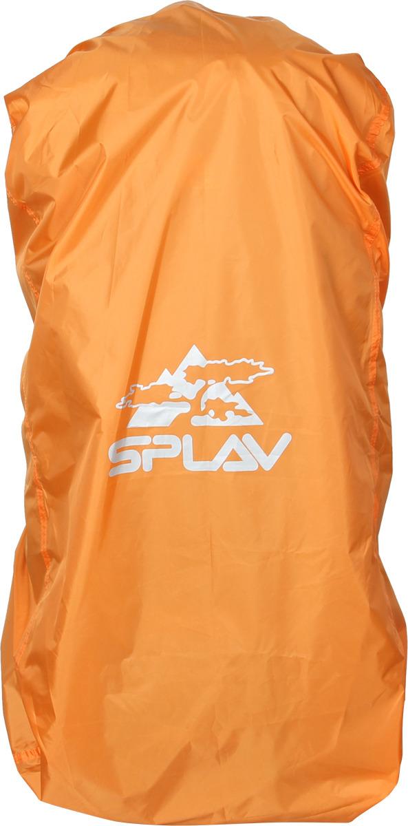 Накидка на рюкзак Сплав, 5012035, оранжевый, 70-90 л рюкзак туристический сплав goblin 70 цвет черный 70 л