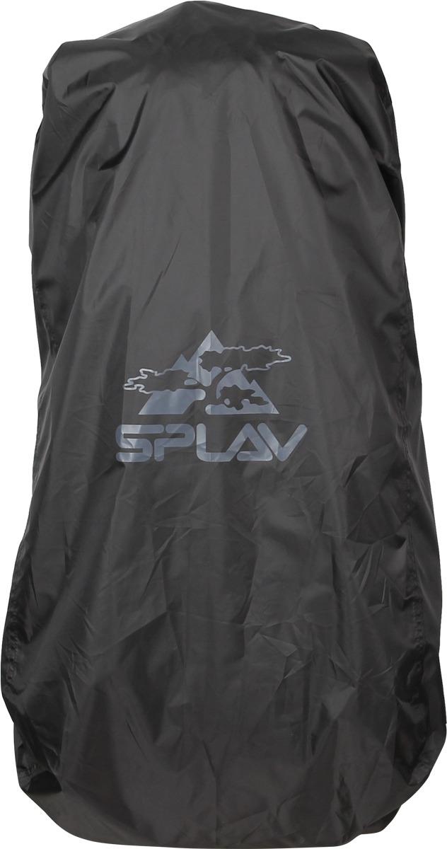 Накидка на рюкзак Сплав, 5012034, черный, 70-90 л рюкзак туристический сплав goblin 70 цвет черный 70 л