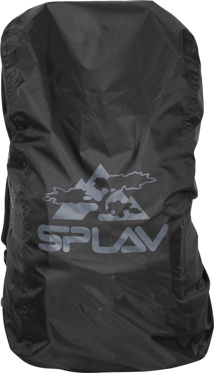 Накидка на рюкзак Сплав, 5012014, черный, 15-30 л
