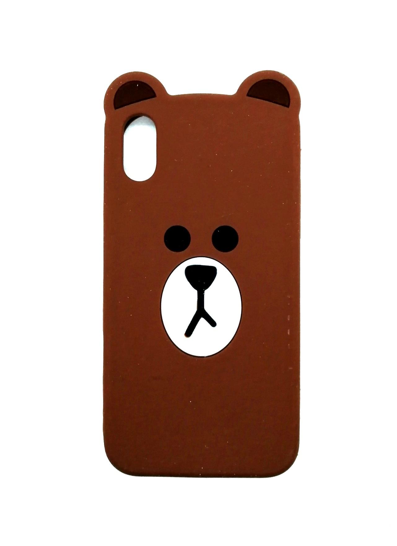 Чехол для сотового телефона ZUP BRAOWN для Iphone 7/8, коричневый чехол для сотового телефона zup lord nermal для iphone xs max черный
