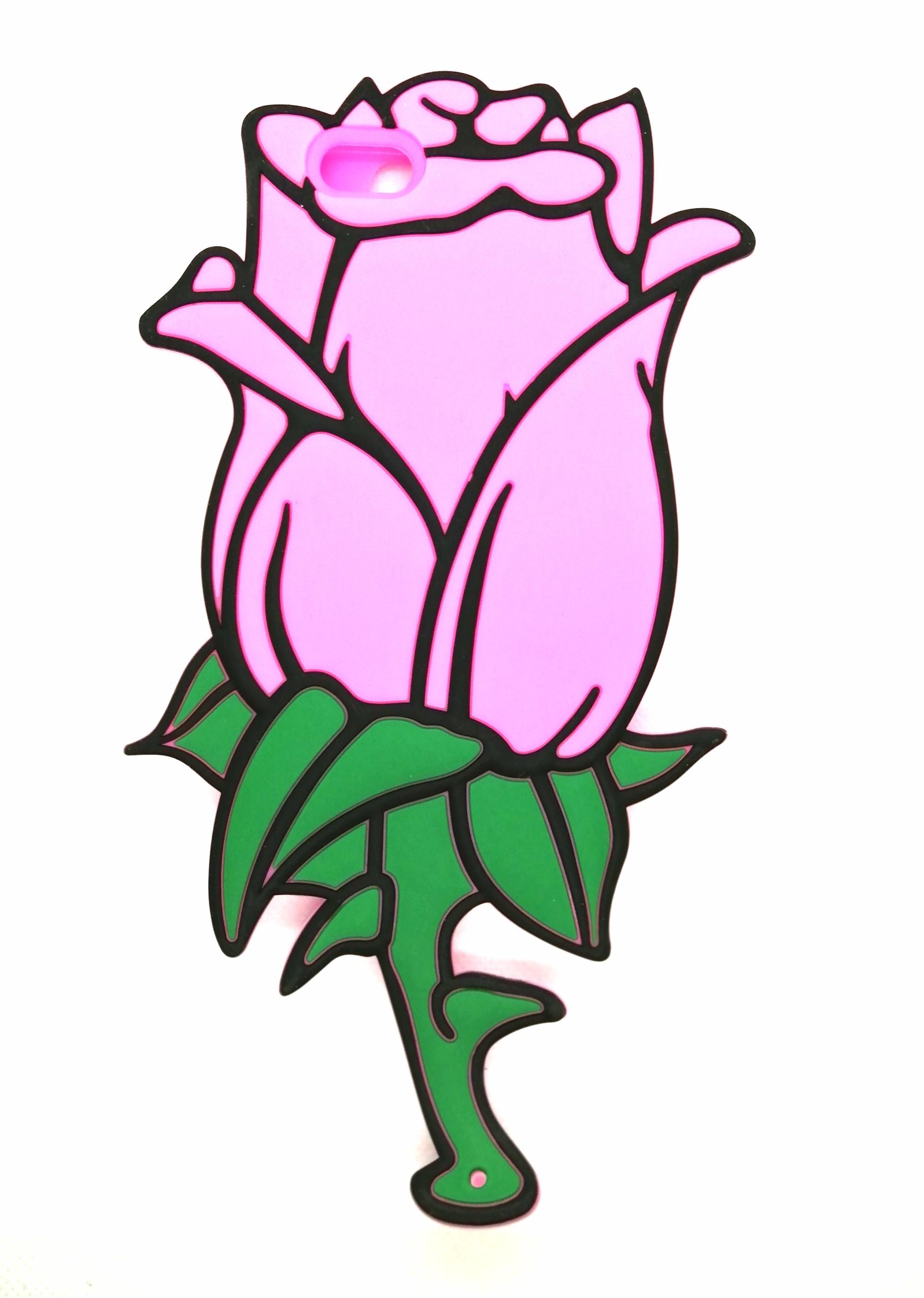 Чехол для сотового телефона ZUP ENFILL DE JOUER для Iphone 6/6S, розовый чехол для сотового телефона zup lord nermal для iphone xs max черный