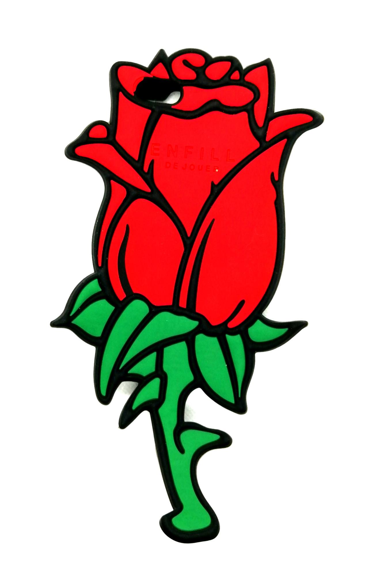 Чехол для сотового телефона ZUP ENFILL DE JOUER для Iphone 6/6S/7/8, красный чехол для сотового телефона zup lord nermal для iphone xs max черный