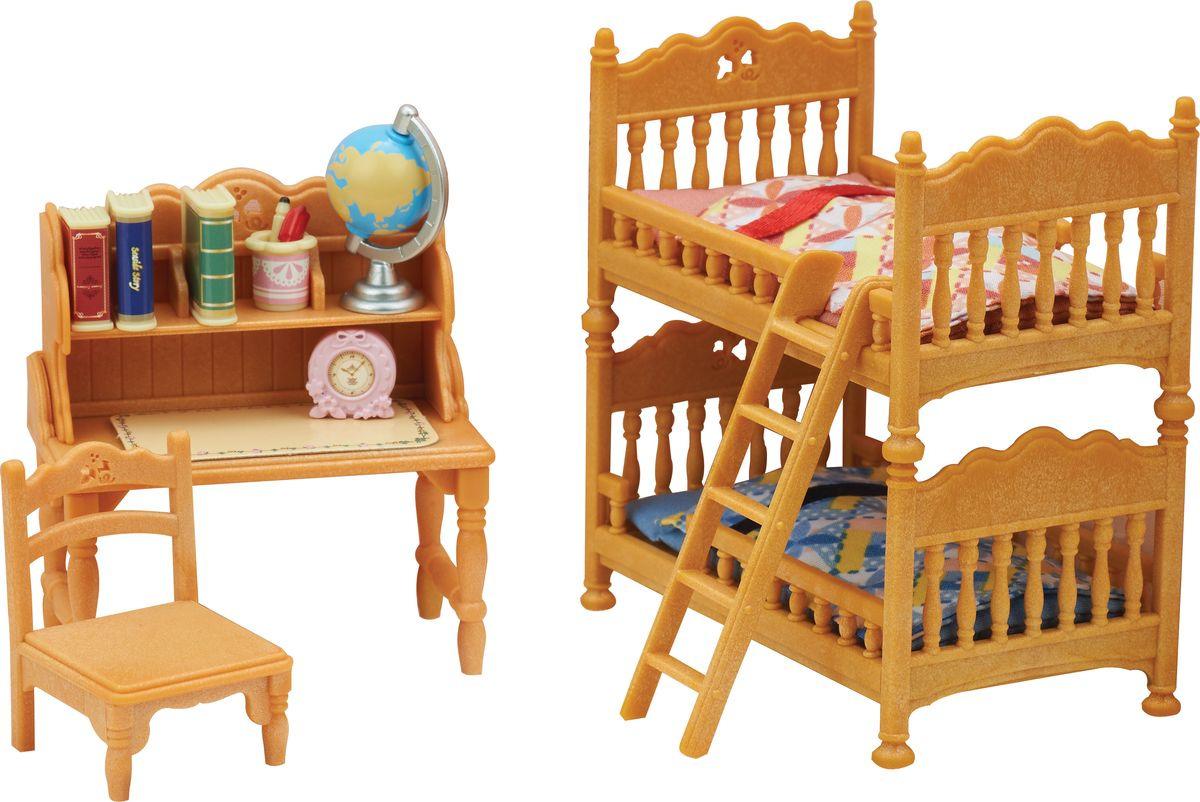 Игровой набор Sylvanian Families Детская комната с двухэтажной кроватью