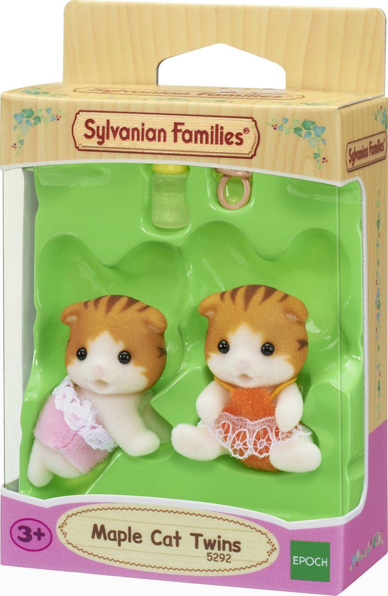 Набор фигурок Sylvanian Families Рыженькие котята-двойняшки цены
