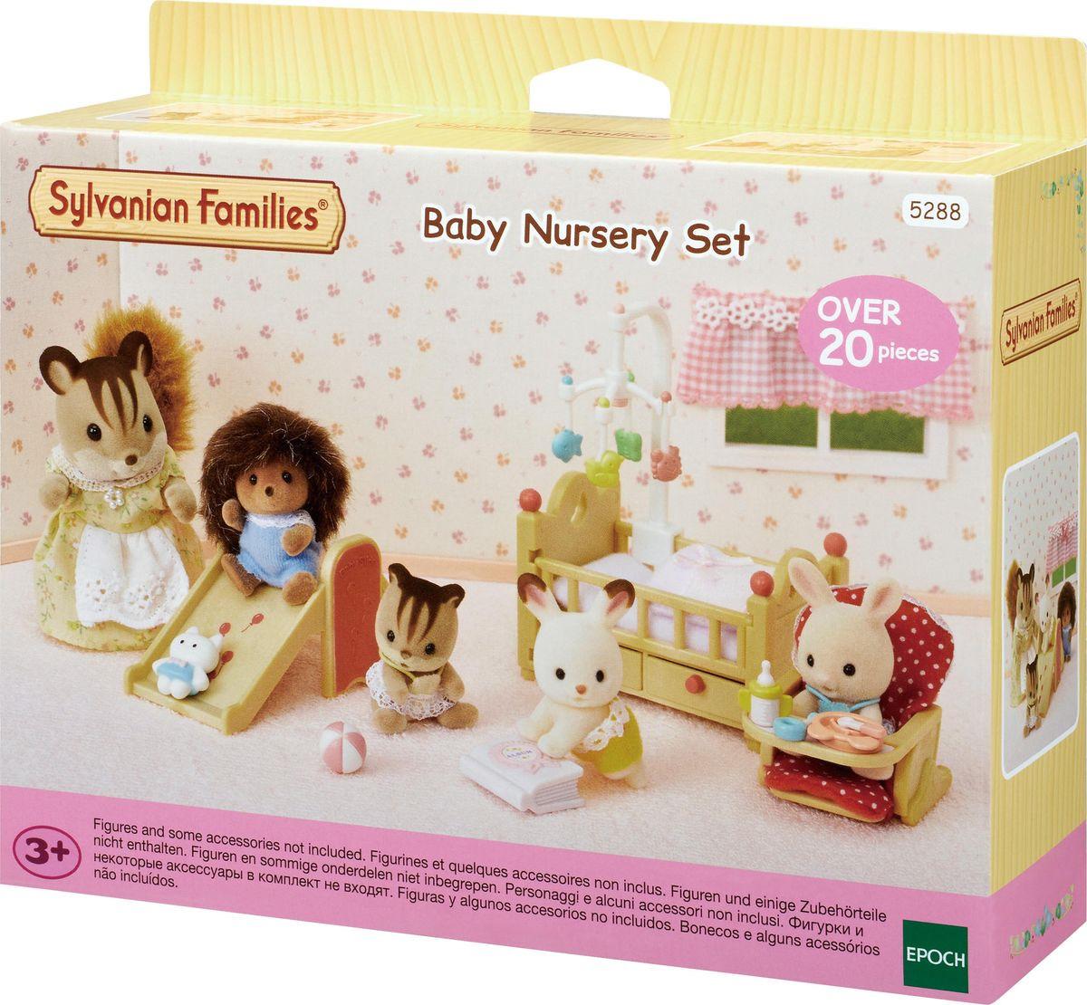 Игровой набор Sylvanian Families Мебель для детской комнаты