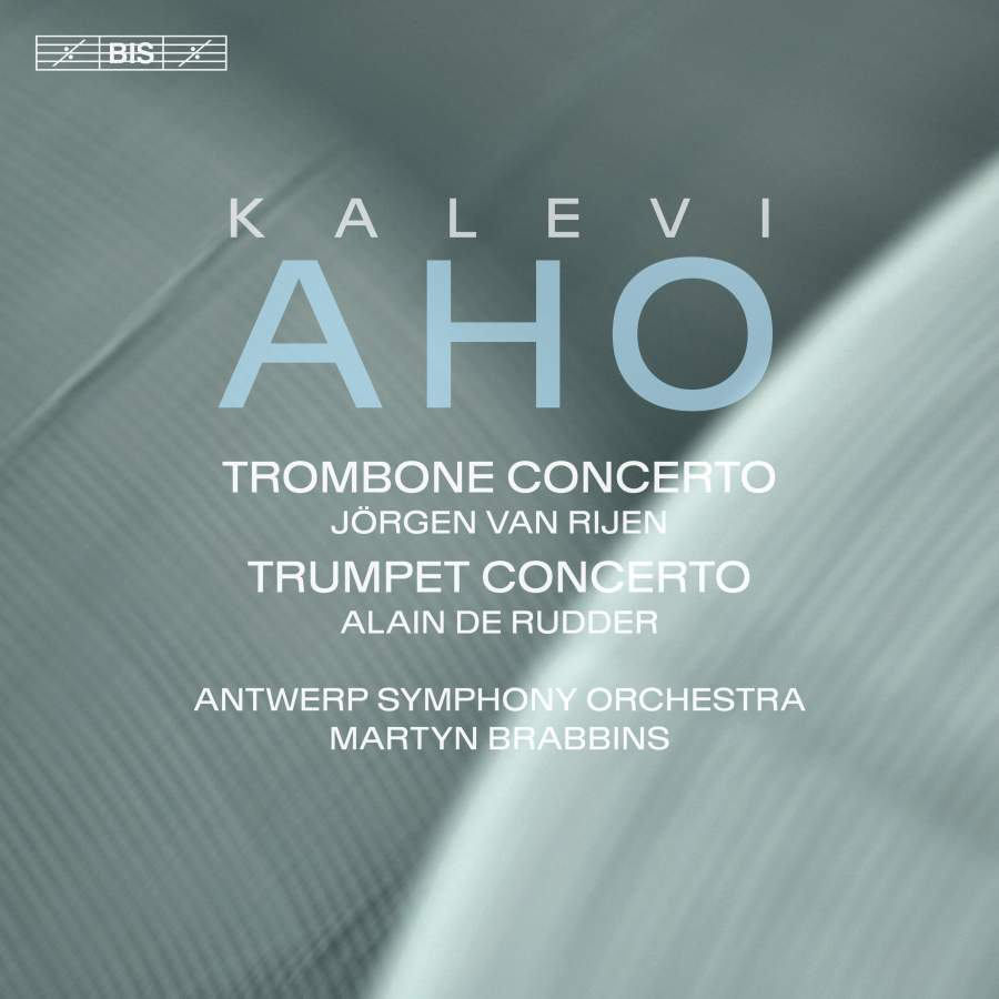 Kalevi Aho. Trombone/Trumpet Concertos (SACD) timo maran aru saamise vägi kalevi kulli mõtteid