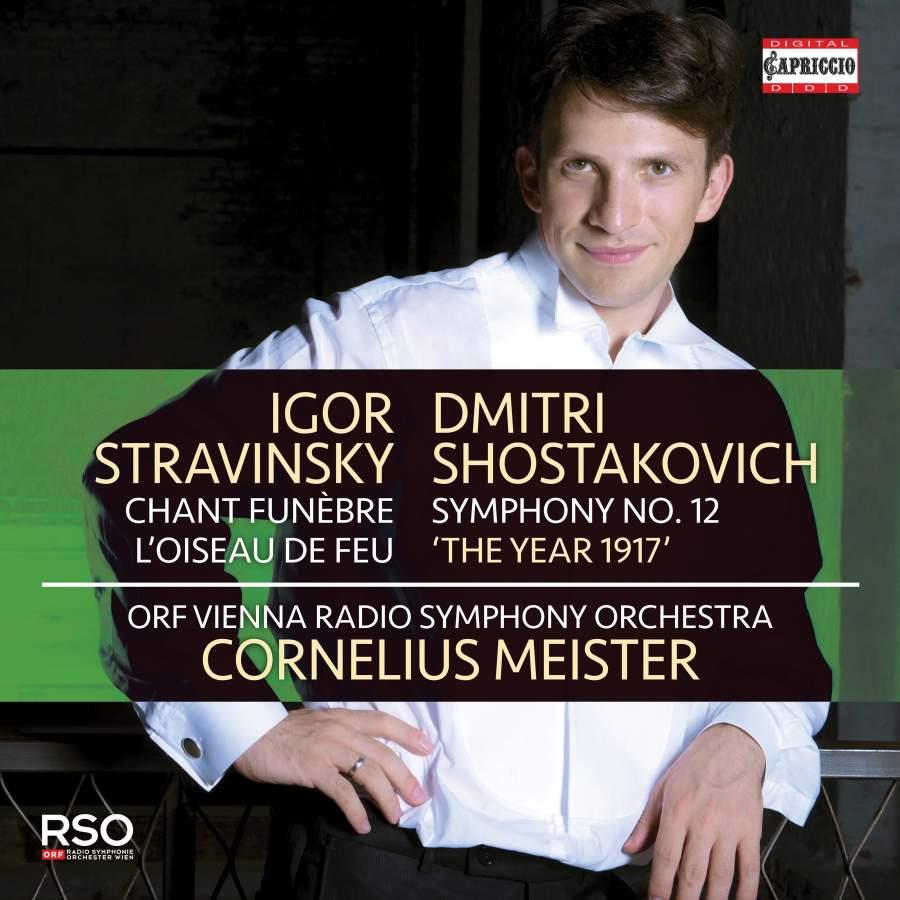 Igor Stravinsky. Chant Funebre, Op. 5 f prešeren chant d amour op 15