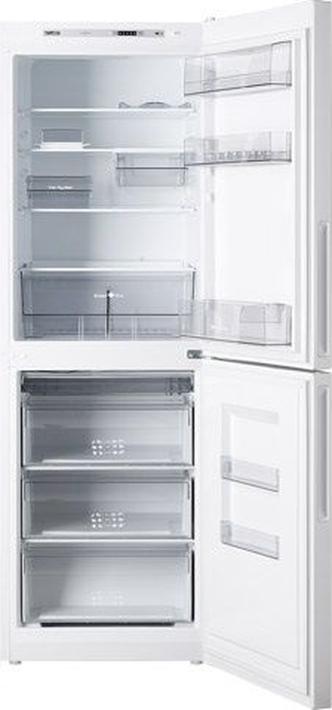 Холодильник Atlant ХМ 4619-100, двухкамерный, белый Atlant