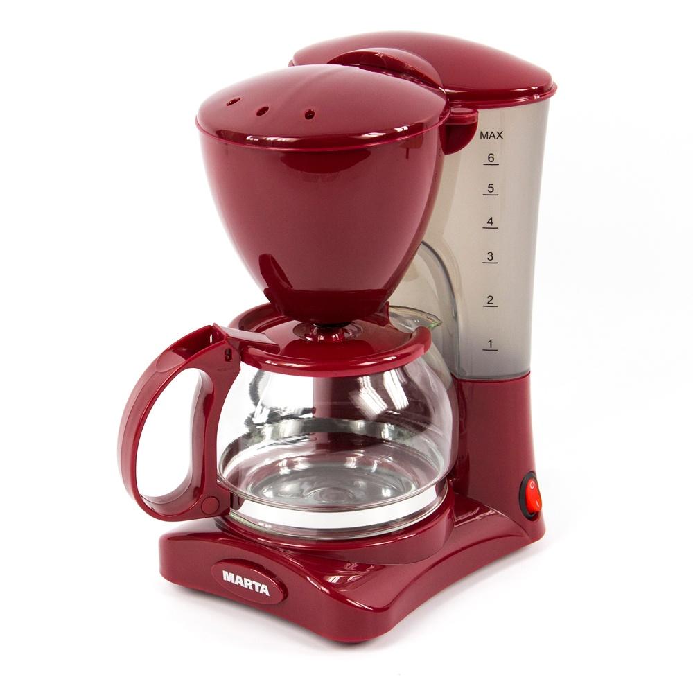 Кофеварка электрическая MARTA MT-2115