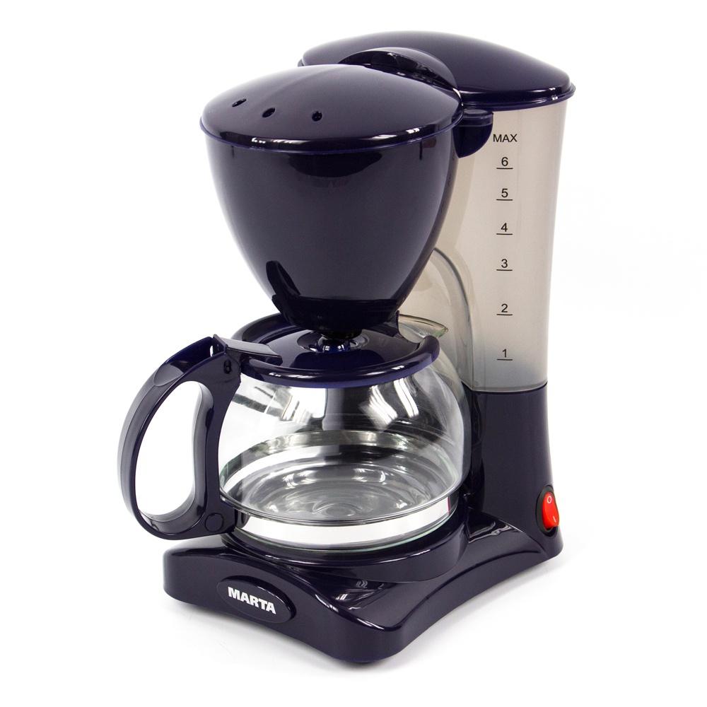 Кофеварка электрическая MARTA MT-2115 Marta