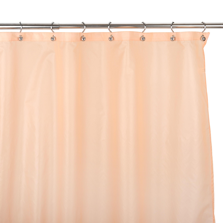 Штора для ванной R. Pla Monofilamento Rosa, розовый цены