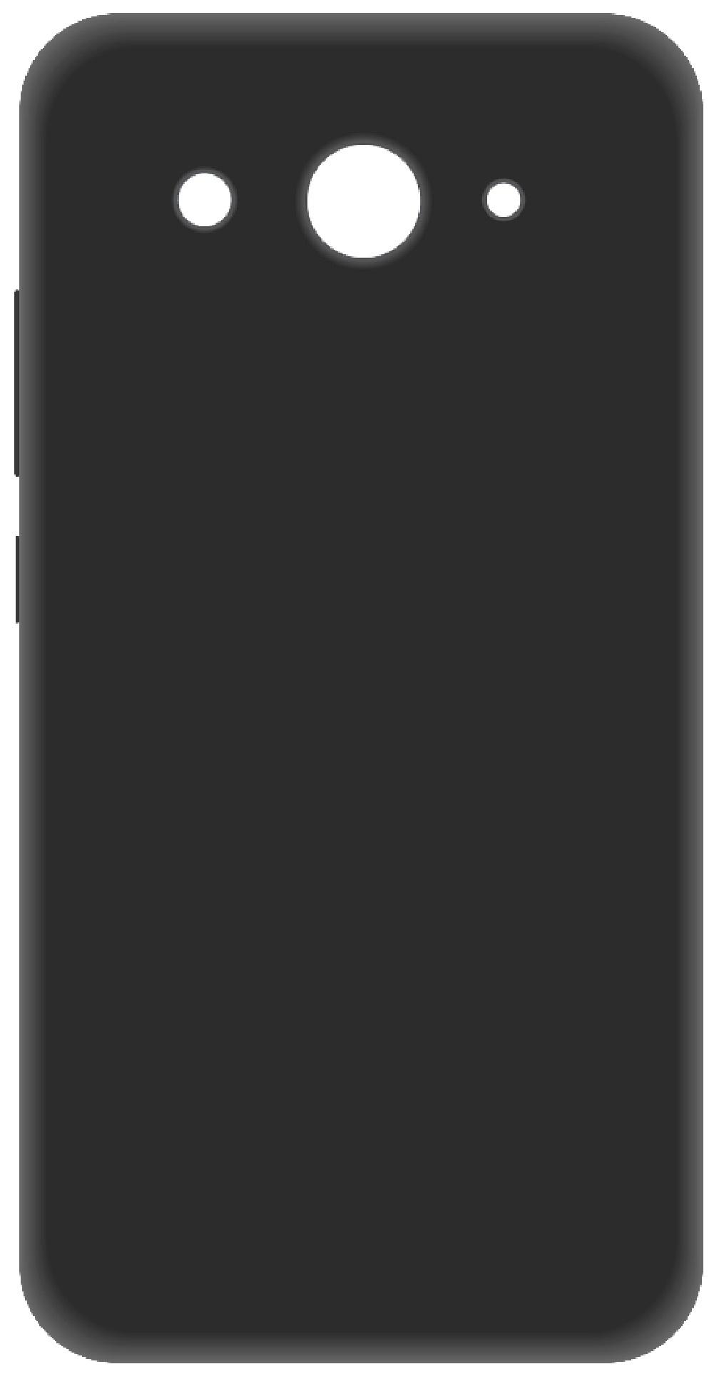 Чехол для сотового телефона Luxcase Galaxy J4, черный