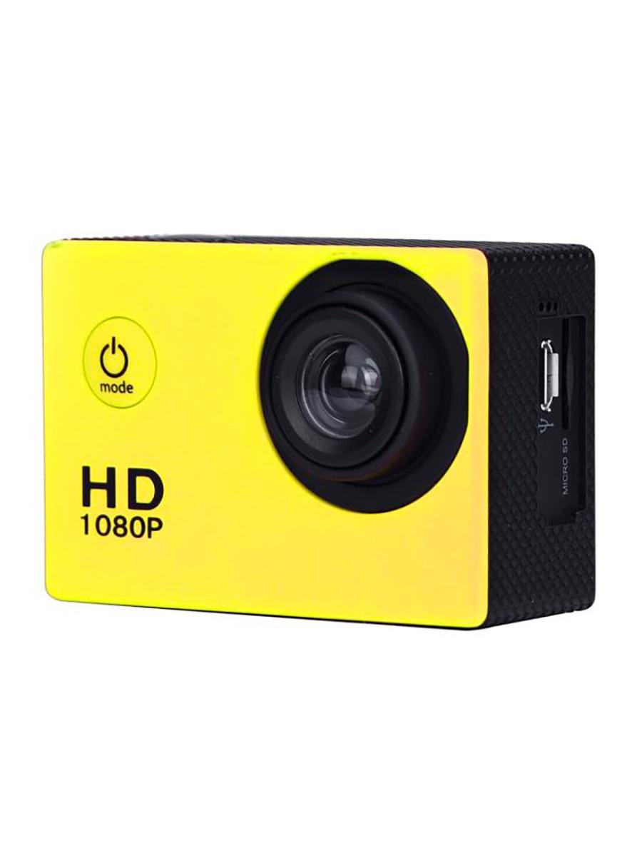 Экшн-камера Tip-Top 4605170010697, желтый