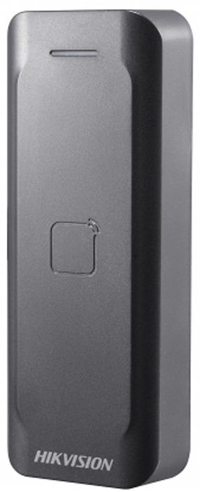 Считыватель ЕМ карт Hikvision DS-K1802E, черный