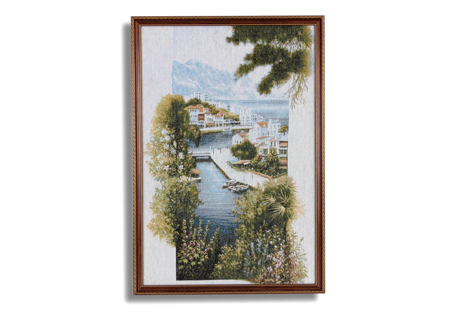 цена на Картина Магазин гобеленов Ветер странствий 52*74 см, Гобелен