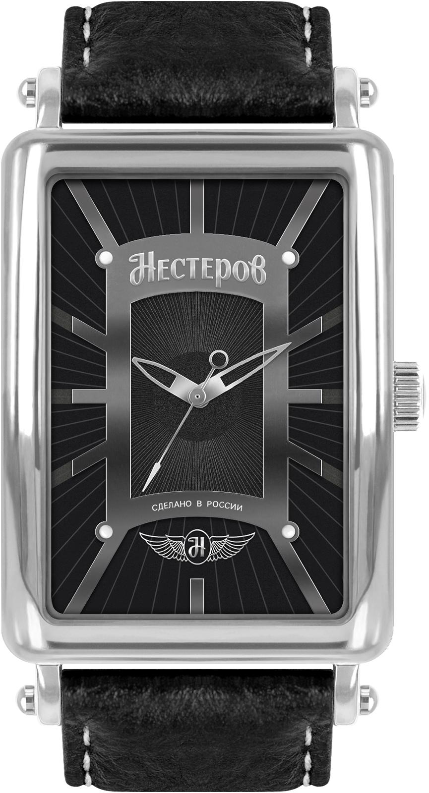 купить Наручные часы Нестеров H0264B02-00E по цене 6392 рублей