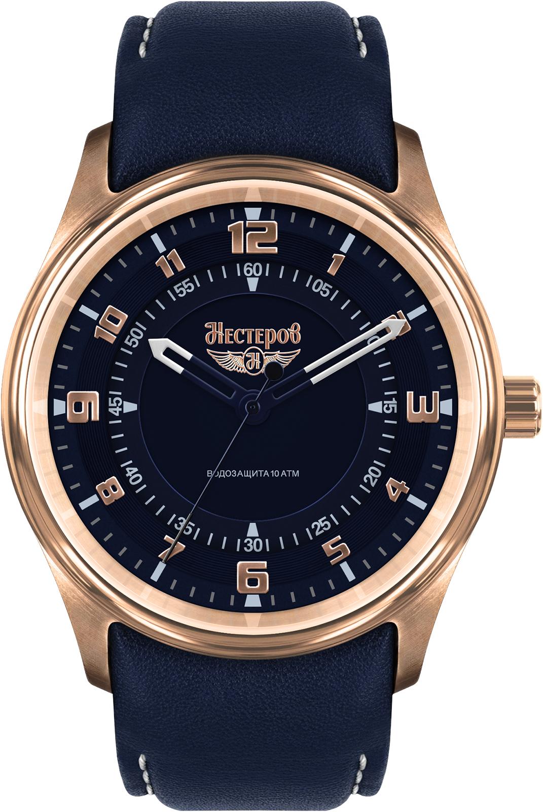 купить Наручные часы Нестеров H0273B52-05B по цене 8090 рублей