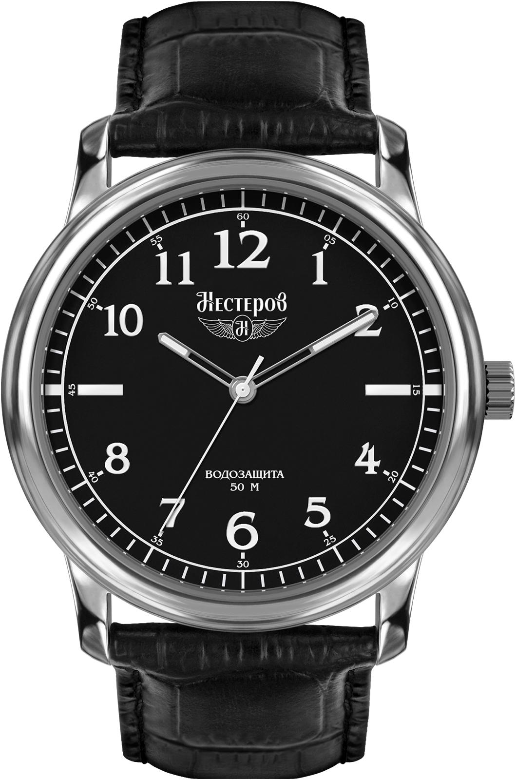 купить Наручные часы Нестеров H0282B02-05E по цене 7790 рублей
