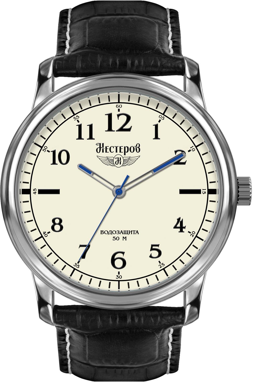 купить Наручные часы Нестеров H0282B02-05F по цене 7790 рублей