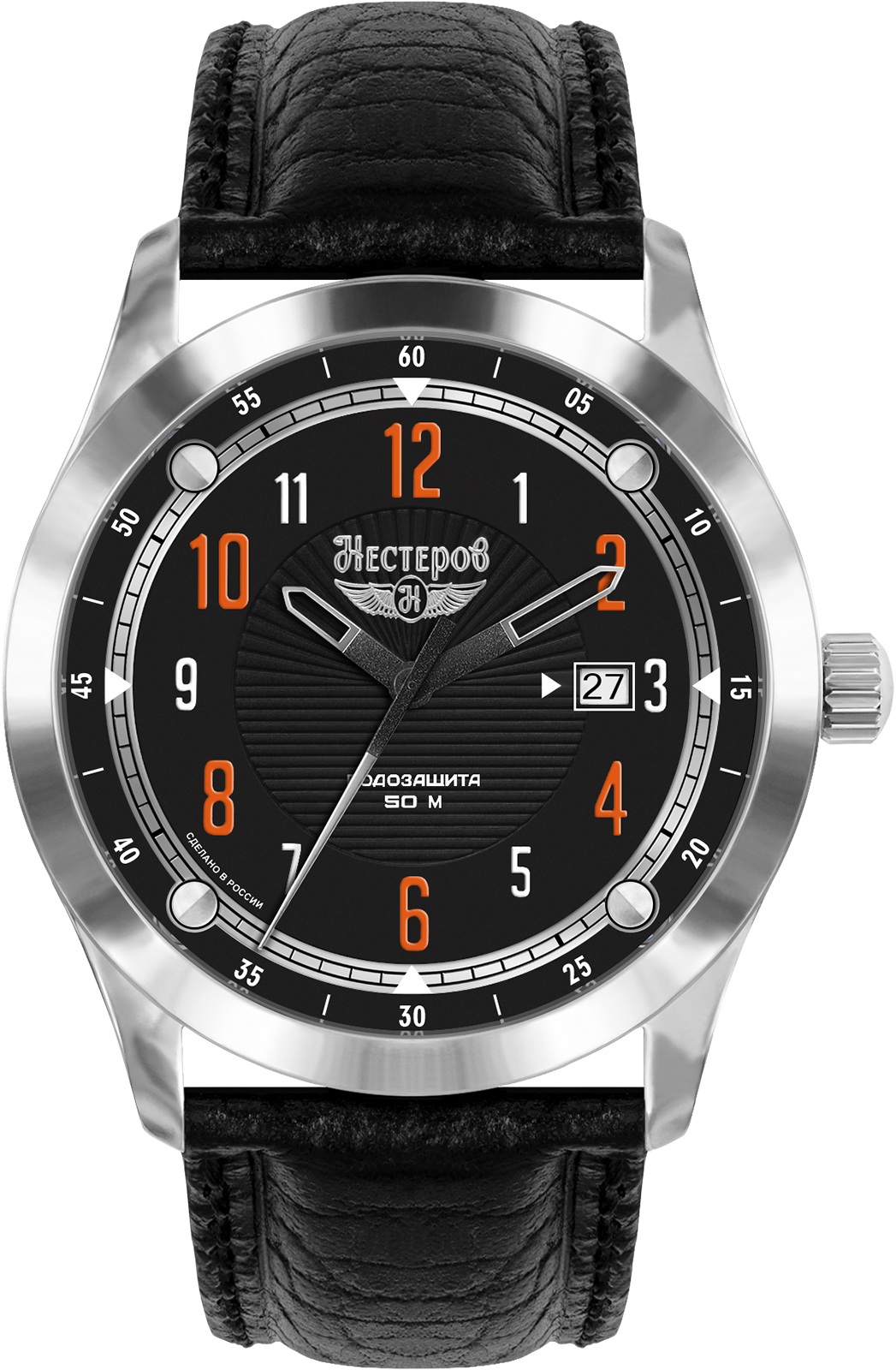 купить Наручные часы Нестеров H0959D02-05EOR по цене 6490 рублей