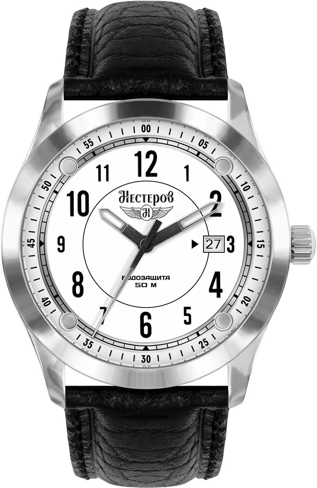 купить Наручные часы Нестеров H0959E02-05A по цене 6890 рублей