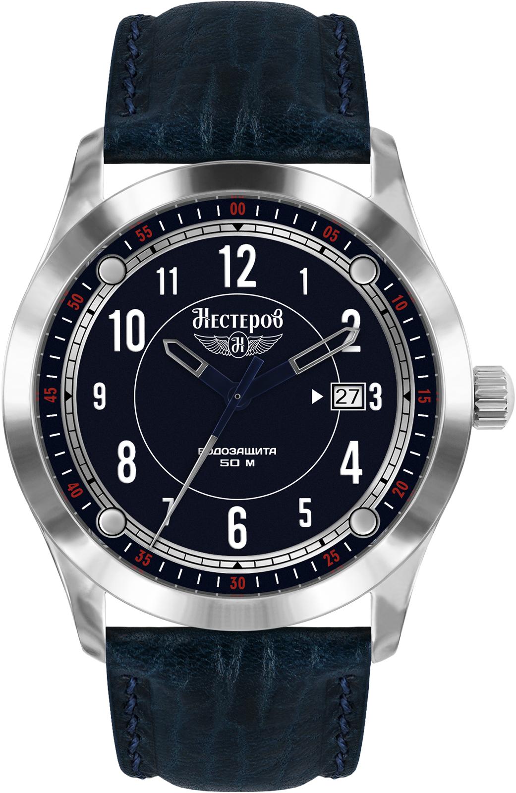 Часы Нестеров H0959E02-05B все цены